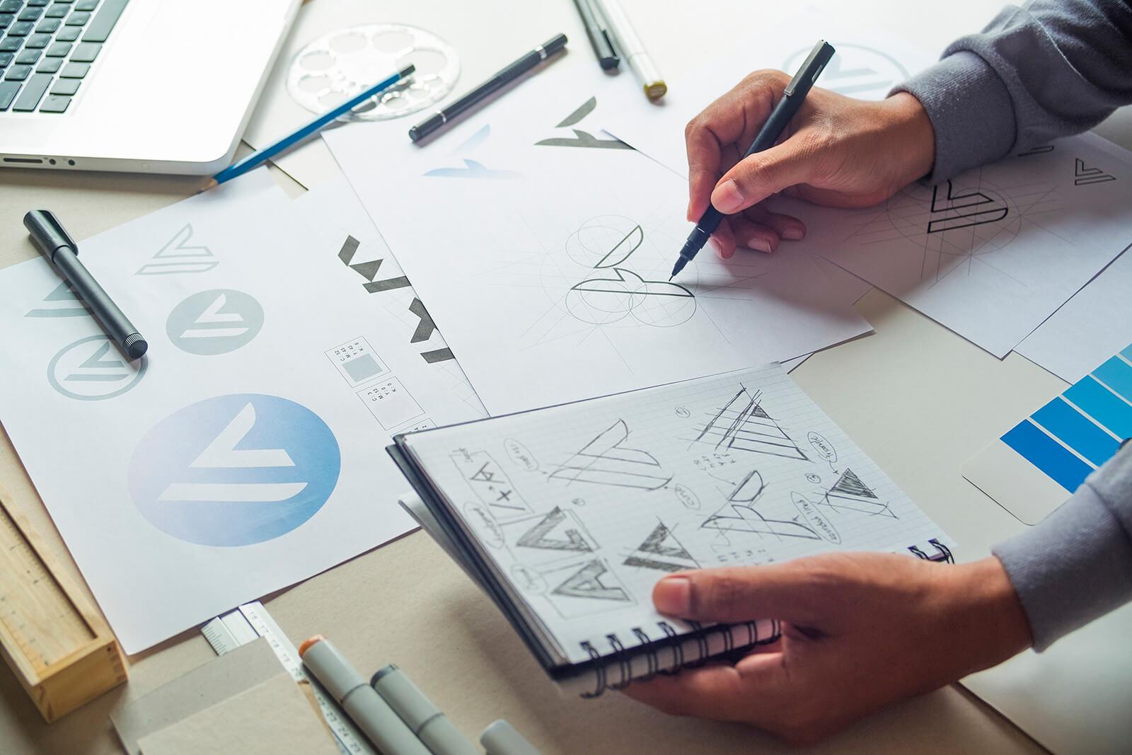 Intranet brand creation